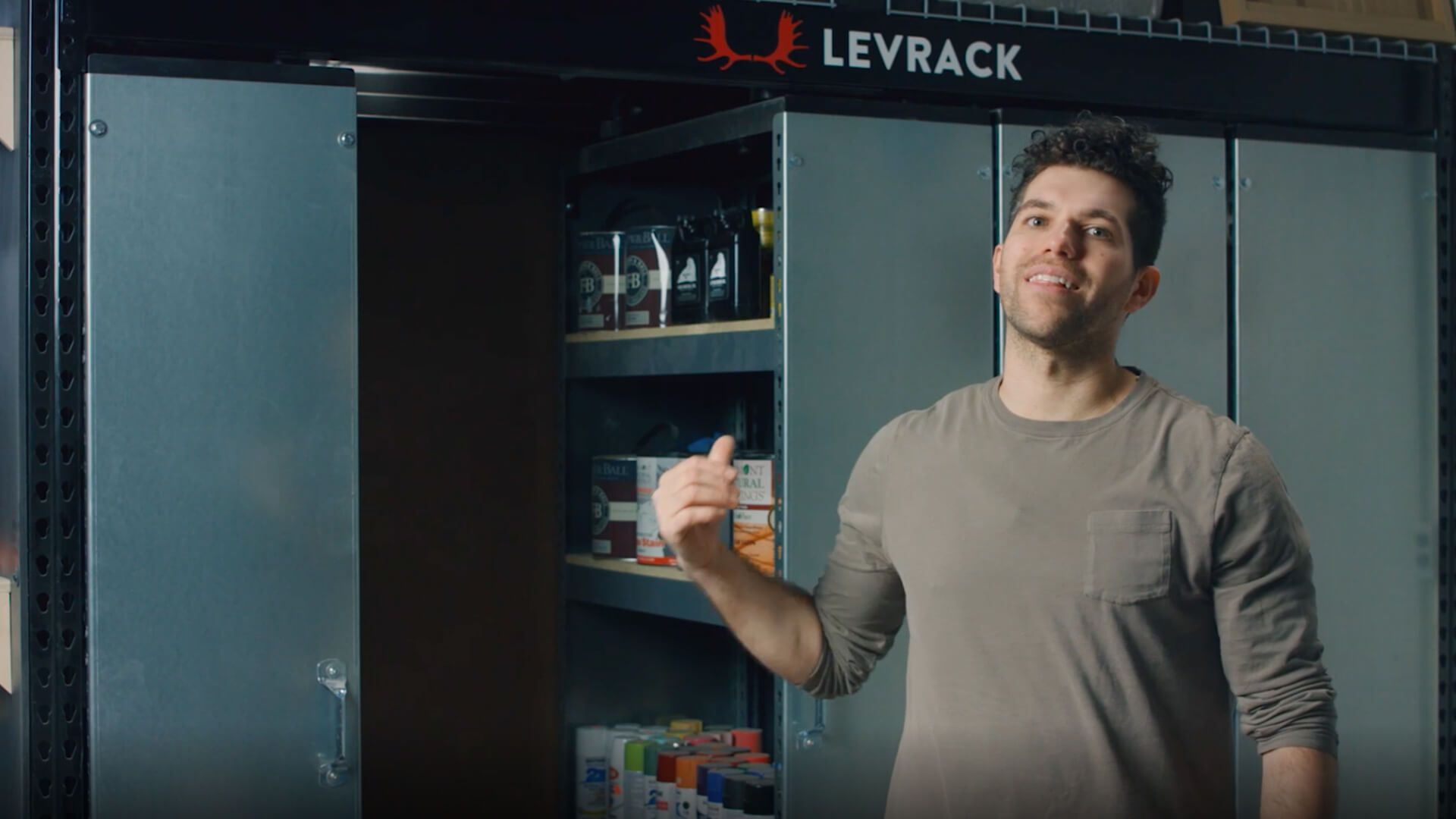 Levrack featured with Ethan Ambramson