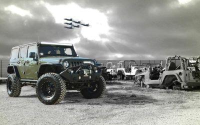 Collins Bros Jeep
