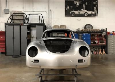Levrack 8 foot in Emory Motorsports garage