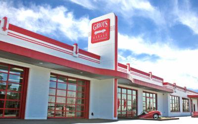 Griot's Garage: Proud Levrack Ambassador