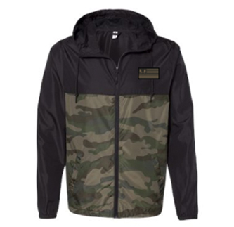 Levrack Full Zip Jacket Camo