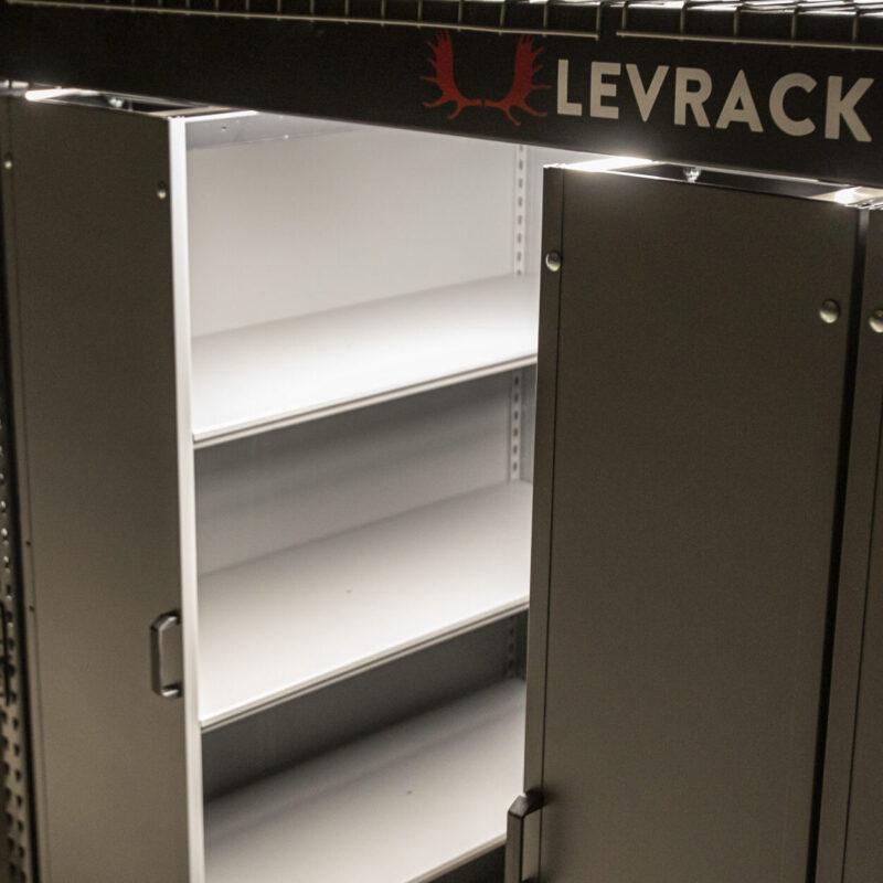 Levrack Solid Steel Shelf