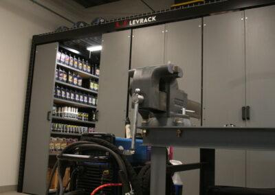 Levrack 12 foot full stocked in workshop